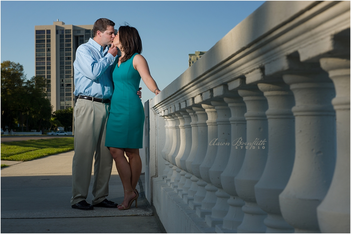 Kimberly and Allen Tampa Wedding Engagement Photos Pictures by Aaron Bornfleth Studio-001